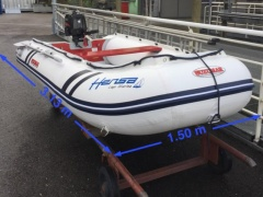 Suzumar DS-320 Rubber Boat