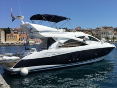 Sunseeker Manhattan 50 Flybridge Yacht