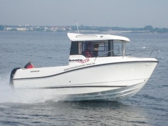 Quicksilver Captur 555 Pilothouse + 60 PS LAGERBOOT2 Pilotina