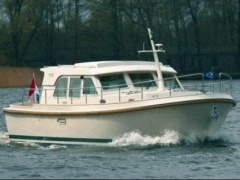 Linssen Grand Sturdy 40.9 Sedan Barca Dislocante