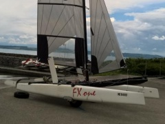 Hobie Cat FXone Catamaran