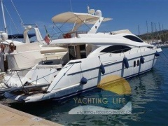 Antago 62 Flybridge Yacht
