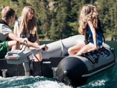 Torqeedo Travel 1003 CL Outboard