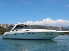 Sea Ray 460 DA Sundancer Motoryacht