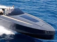 Frauscher 1414 Demon Yate de motor