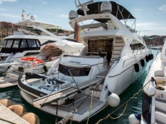 Sunseeker Manhattan 63 Flybridge Yacht