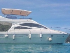 Intermare 42 Fly Flybridge Yacht