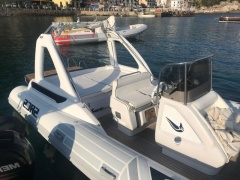 SACS DREAM 25 Gommone a scafo rigido