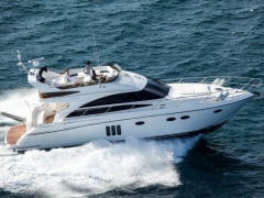 Princess 54 Flybridge Yacht