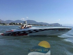 Wellcraft 38 Scarab Yacht a Motore