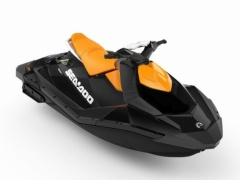 Sea-Doo Spark 2up 900 HO ACE iBR Jetski