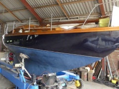Klassiek Zeiljacht 860 'blue Lady Kielboot