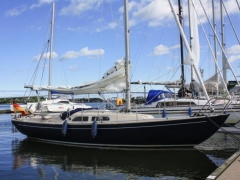 Marieholm IF Boot Segelyacht