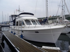 Baltic Trawler 36/40 Flybridge Yacht