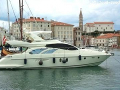 Azimut 55 FLY - BJ. 2003 Flybridge