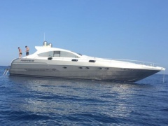 Pershing 60 Hard Top Yacht