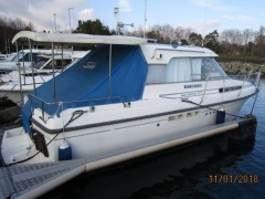 Nimbus 27 C Pilothouse Boat