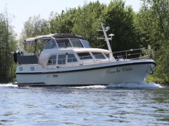 Linssen Grand Sturdy 40.9 AC Limited Edition Barca Dislocante