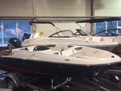 Bayliner Element E5 mit Mercury F 80 ELPT EFI Bowrider