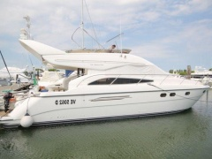 Princess 50 Fly Flybridge Yacht