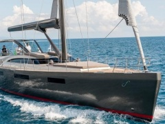 The Italian Sea Group Admiral Silent 76 Yacht a Vela