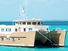 FRHER Expedition Power Catamaran Katamaran