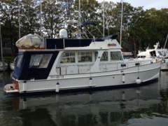 Grand Banks 46 Europa Flybridge Yacht
