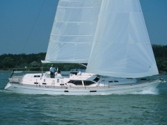 Oyster 47 Crazy Diamond Segelyacht