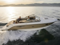 Sea Ray SunSport 250 Cuddy Cabin