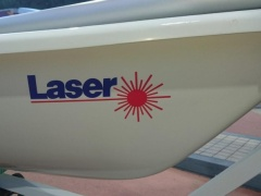 Performance Sailcraft Laser Dinghi