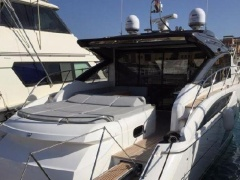 Princess V 58 Hard Top Yacht