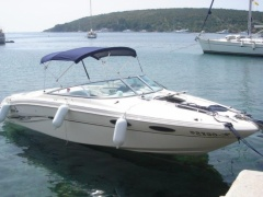 Sea Ray 240 Sunsport - FIRST OWNER Cabinato