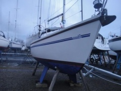 Sadler 26 Kielboot