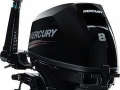 Mercury F 8 EL-RC Langschaft Outboard