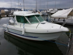 Quicksilver 605 Timonier Pilothouse Boat