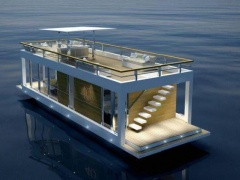 Houseboat The Yacht House 40 Hausboot