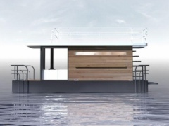 Houseboat M2 850 Woonboot
