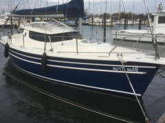 Sunhorse Yachting 25 Blue True Kielboot