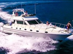 Piantoni (IT) fantasy 45 fly Flybridge
