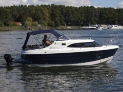 Aqua Royal 780 Classic Kajütboot