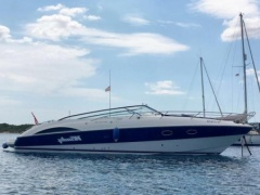 Windy 35 Khamsin Daycruiser