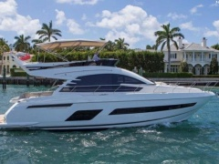Fairline 53 Squadron- Flybridge Yacht