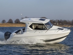 Galia 660 Hardtop Pilothouse Boat