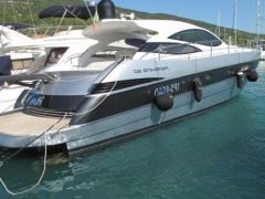 Pershing 50 Hard Top Yacht