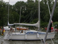Dehler 25CR Kielboot