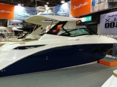 Sea Ray 320 Sundacer Neues Modell 2019 Motoryacht