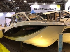 Quicksilver Activ 755 Weekend Messeboot Imbarcazione Sportiva