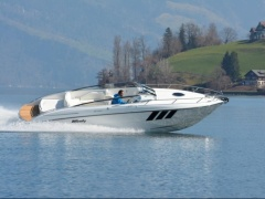 Windy 29 Coho Motor Yacht