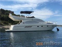 Azimut Yacht Azimut 46 Evolution Flybridge Yacht