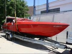 Wellcraft Scarab Excel 28 Offshore